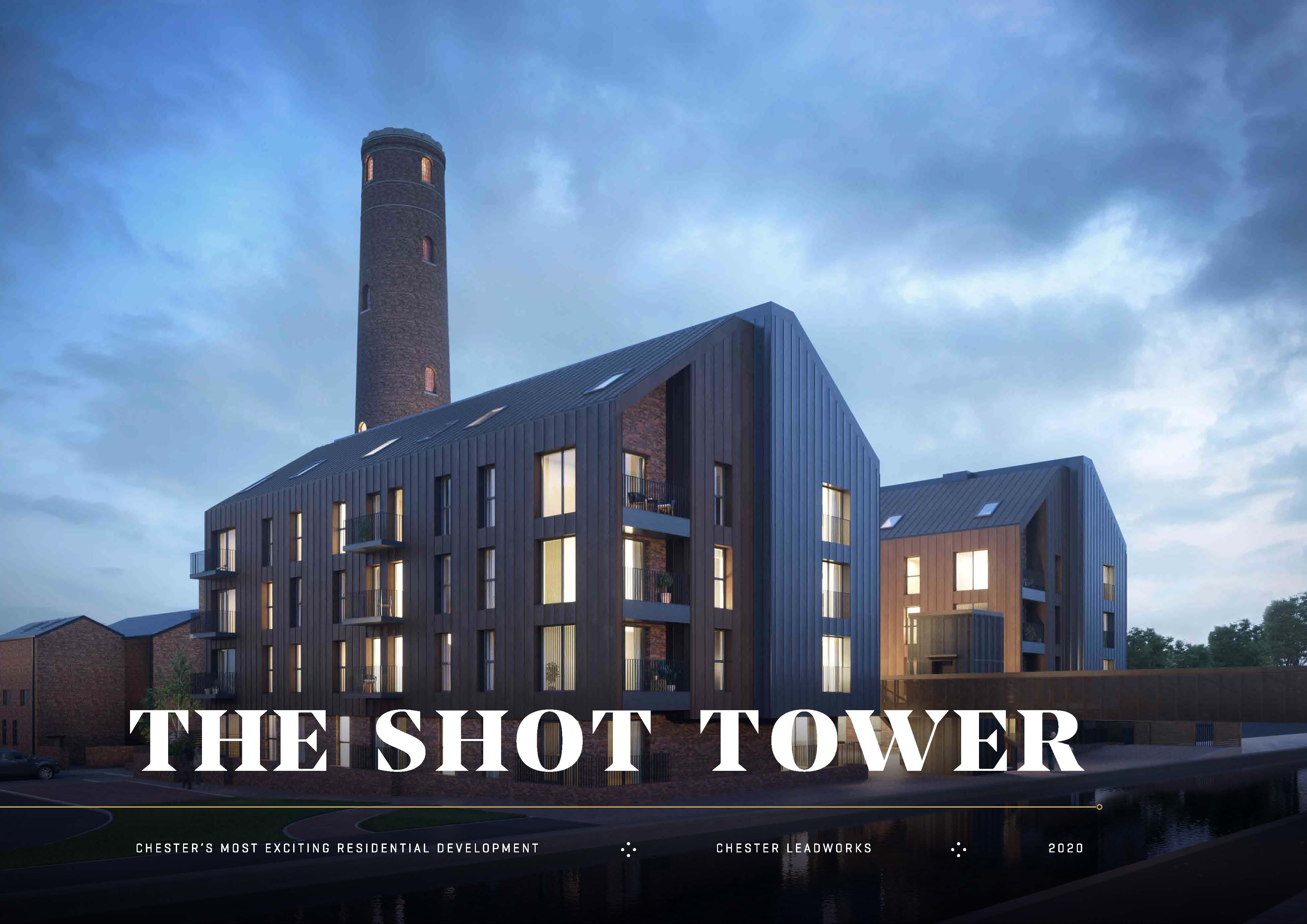Pages from Shot Tower Brochure 2020